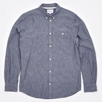 Norse Projects Anton Chambray Shirt Indigo