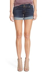Women's Hudson Jeans 'Croxley' Cuffed Denim Shorts Elemental