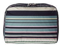Le Sport Sac Xl Essential Cosmetic Beach Stripe Cosmetic Case Multi