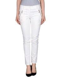 Divina Casual Pants White