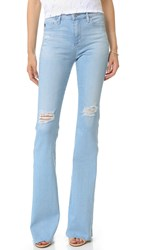 Ag Jeans The Janis High Rise Jeans Lazy Blue