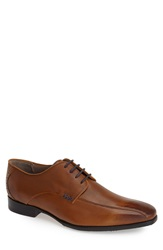Oliver Sweeney 'Amenque' Leather Bike Toe Derby Men Tan