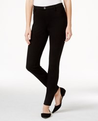 Lee Platinum Petite Jeggings Black