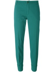 Tory Burch 'Audrey' Trousers Green