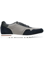 Loro Piana Panelled Sneakers