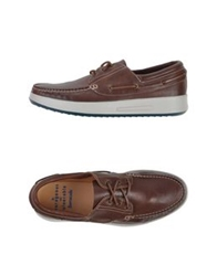 Barracuda Moccasins Dark Brown