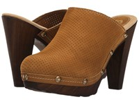 Sbicca Lettie Whiskey Women's Shoes Brown