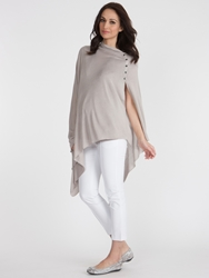 Seraphine Summer Madison Shawl Taupe