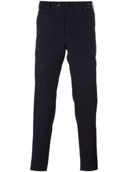 Pt01 Skinny Trousers Blue