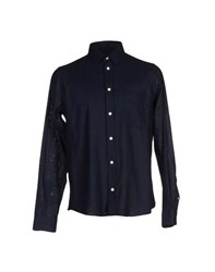 Uniforms For The Dedicated Shirts Shirts Men Dark Blue