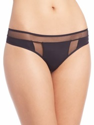 Addiction Nouvelle Basic Thong Navy Black