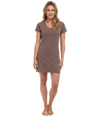 Jockey Cotton Essentials Sleepshirt Truffle Women's Pajama Brown