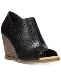 Dr. Scholl's Possibility Wedges Women's Shoes Black Choput