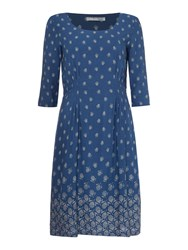 Lily And Me Collectable Vintage Style Dress Navy