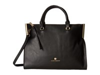 Vince Camuto Tina Satchel Black Satchel Handbags