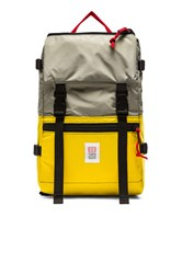 Topo Designs Rover Pack Yellow