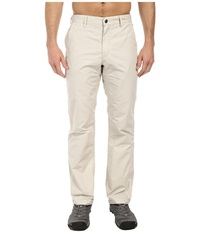 Mountain Khakis Broadway Fit Poplin Pant Oatmeal Men's Casual Pants Brown