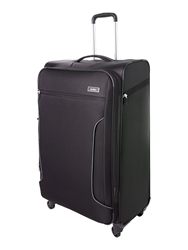 Antler Cyberlite Black And Silver Large Rollercase