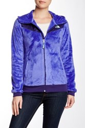The North Face Oso Fleece Hoodie Purple