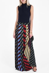 Mary Katrantzou Women S Nicks Long Pleated Skirt Boutique1 Ties