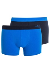 Tom Tailor Simply 2 Pack Shorts Blue