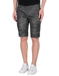 Cellar Door Bermudas Steel Grey