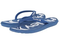 Hurley One Only Printed Sandal Court Blue Men's Sandals