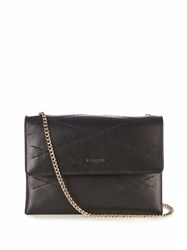 Lanvin Sugar Mini Leather Cross Body Bag Black