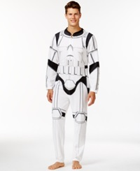 Star Wars Stormtrooper Union Pajama Suit From Briefly Stated