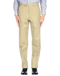 Sidi Trousers Casual Trousers Men Military Green