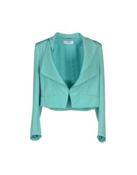 Maria Grazia Severi Blazers Light Green