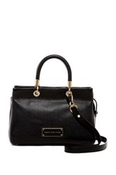 Marc By Marc Jacobs Leather Satchel Black