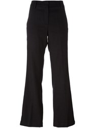 Dondup 'Marion' Straight Trousers Black