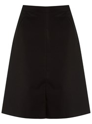 Andrea Marques High Waisted Skirt Black