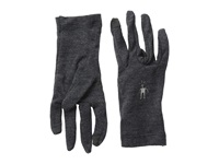 Smartwool Nts Mid 250 Glove Charcoal Heather Extreme Cold Weather Gloves Gray