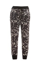Markus Lupfer Abstract Jogging Trousers