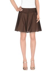 Amy Gee Skirts Mini Skirts Women