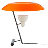 Lampe De Table Model 548 Orange The Conran Shop