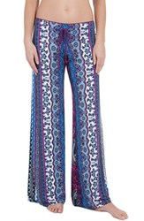 In Bloom By Jonquil Women's Print Lounge Pants