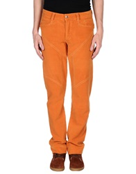 9.2 By Carlo Chionna Casual Pants Orange