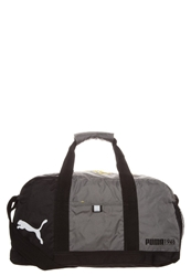 Puma Fundamentals Sports Bag Steel Grey