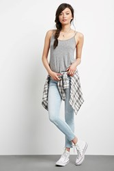 Forever 21 Low Rise Skinny Jeans
