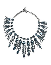 Emanuele Bicocchi Necklaces Dark Blue