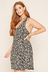 Forever 21 Plus Size Paisley Print Dress