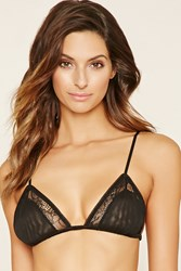 Forever 21 Lace Trimmed Bralette