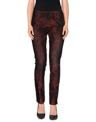 Please Denim Denim Trousers Women Cocoa