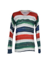 Desigual Sweaters Red