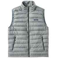 Patagonia Down Sweater Vest Grey