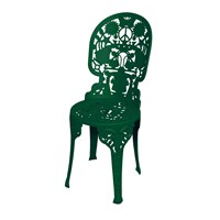 Seletti Industry Garden Chair Green