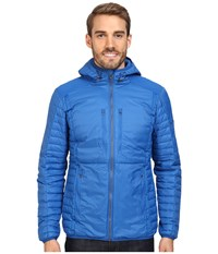 Kuhl Spyfire Hoodie Lake Blue Men's Coat